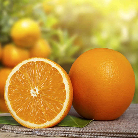 Апельсин Аджарский контейнер 2 л