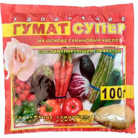 Гумат Супер (универсальный) 100 г