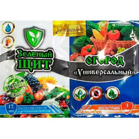 Зеленый щит для Огорода универсальный 3 мл+12 мл