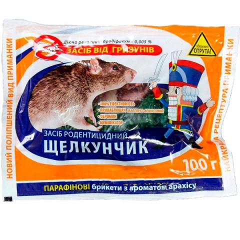 Щелкунчик (парафиновые брикеты) 100 г