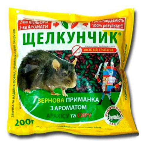 Щелкунчик (зерно. сыр. арахис) 200 г