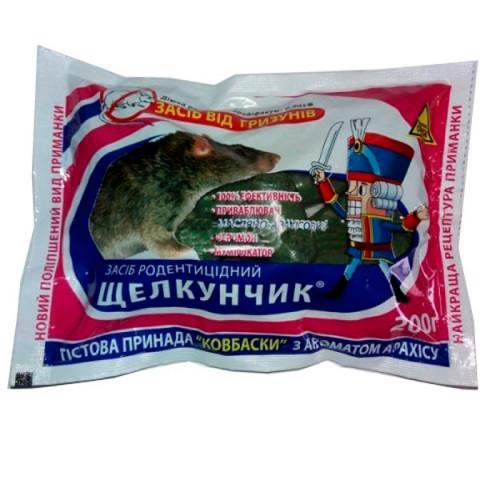 Щелкунчик (тесто) 200 г