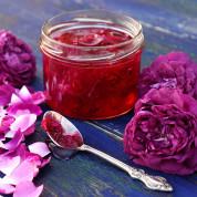 Сорта роз на варенье