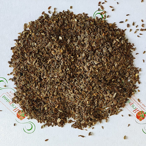 Морковь Аленка (семена) 100 г