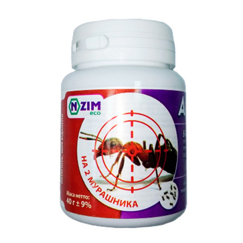Биоинсектицид от муравьев АнтАут 40 г