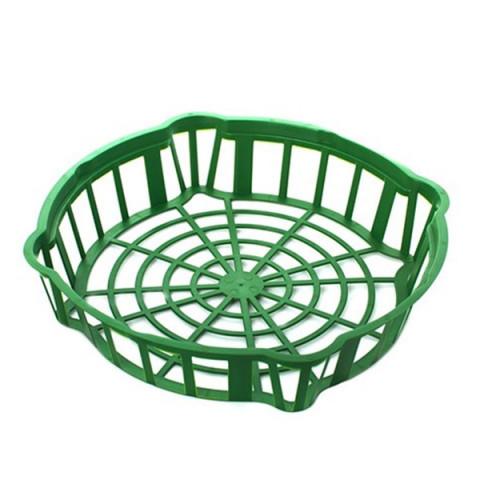 Кошик для цибулин овальний діаметр 20х6 см