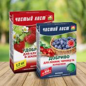 Добрива для плодових кущів