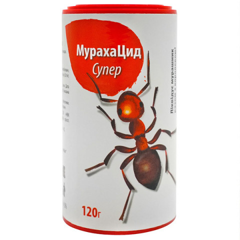 МурахаЦИД Супер 120 г