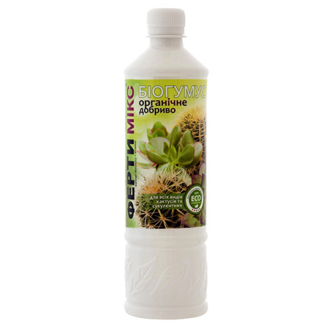 ФЕРТИмикс биогумус для кактусов и других суккулентных 570 мл