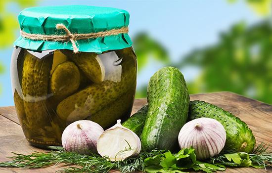 ТОП 7 кращих сортів огірків для засолювання і консервування