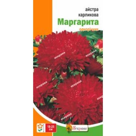 Астра карликовая Маргарита 0.3 гр