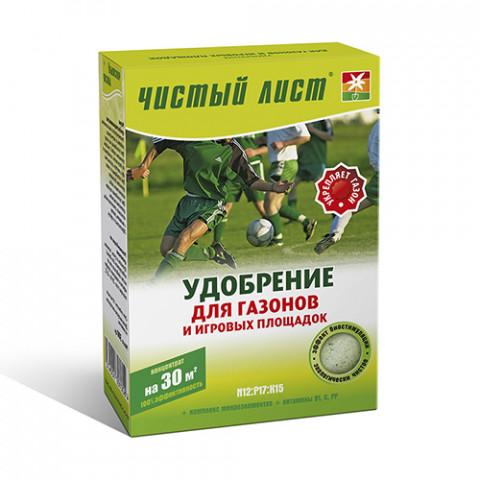 Чистый Лист АКВА для газонов 300 гр