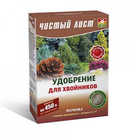 Чистый Лист АКВА для хвойников 300 гр