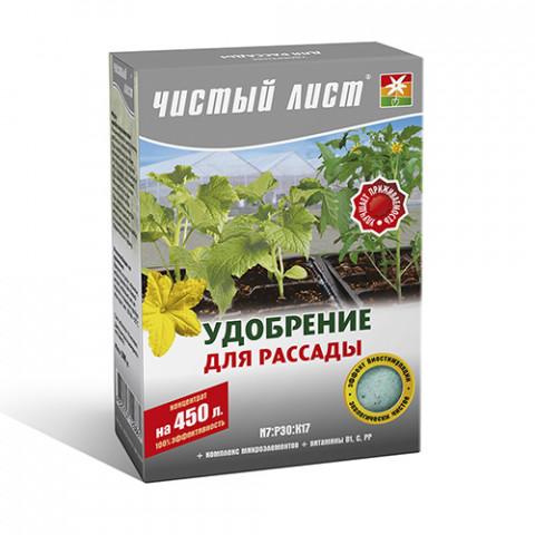Чистый Лист АКВА для рассады 300 гр