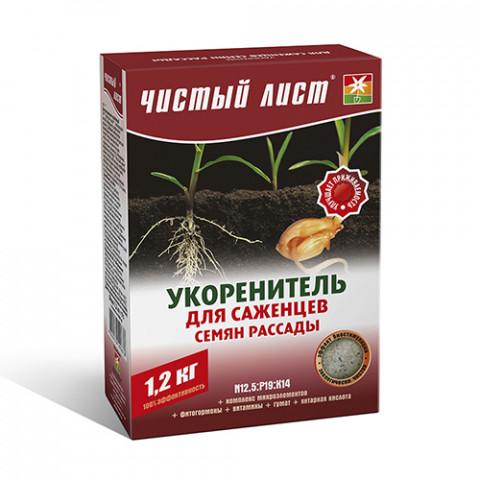 Чистий Лист АКВА укорінювач 1.2 кг