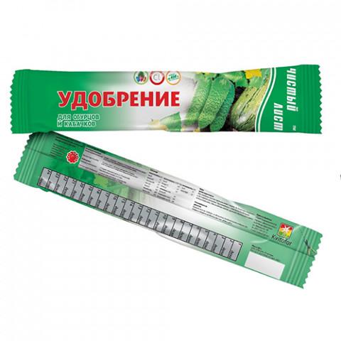 Чистый Лист для огурцов и кабачков 100 гр