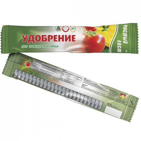 Чистый Лист для помидоров и перца 100 гр