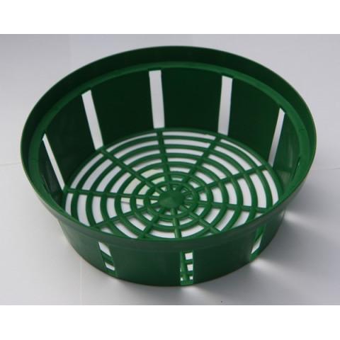 Корзинка для луковиц круглая диаметр 18х6 см