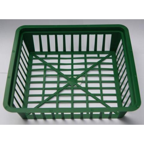 Корзинка для луковиц прямоугольная 28х25х7 см