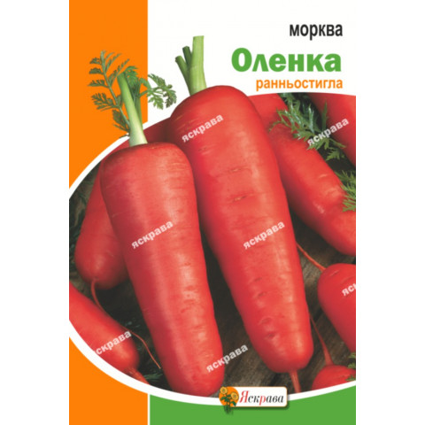 Морква Оленка 20 гр