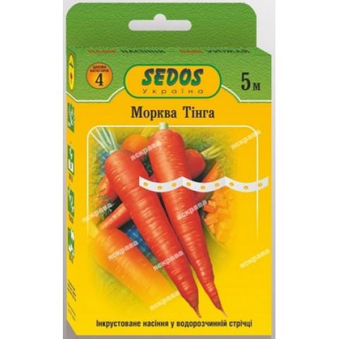 Морковь Тинга на ленте 5 м