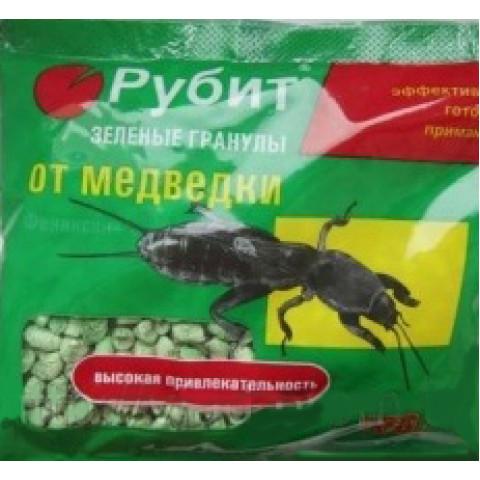 Рубит Медведка 100 гр