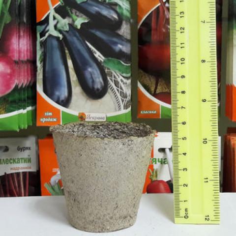 Торфяной горшок 6*6 см