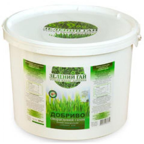 Зеленый Гай для газона 10 кг